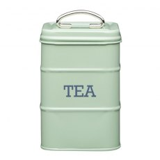 English Sage Tea Tin