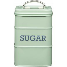 Living Nostalgia English Sage Sugar Tin