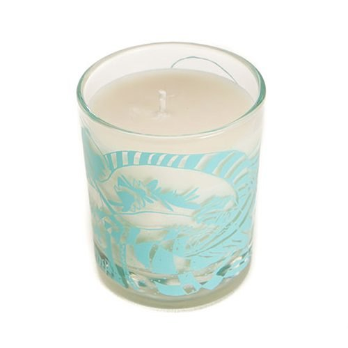 Arthouse Unlimited The Wave Scented Organic Candle Black Pomegranate Splash
