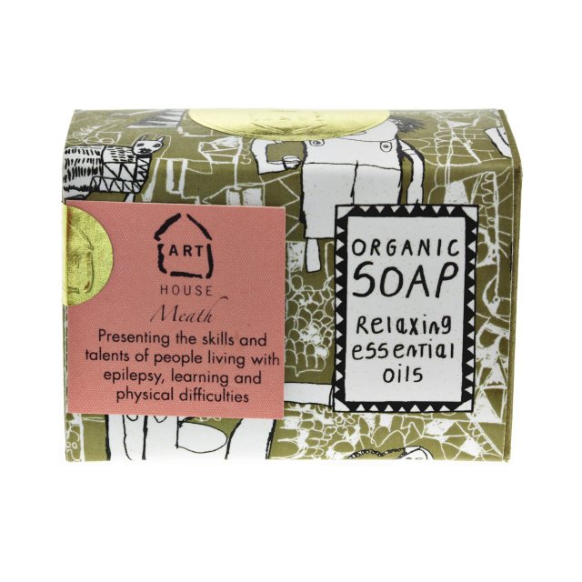 Arthouse Unlimited Peter's Naked Ladies Organic Soap