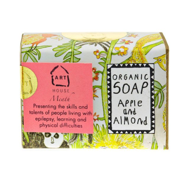 Arthouse Unlimited Jungle Fever Organic Soap