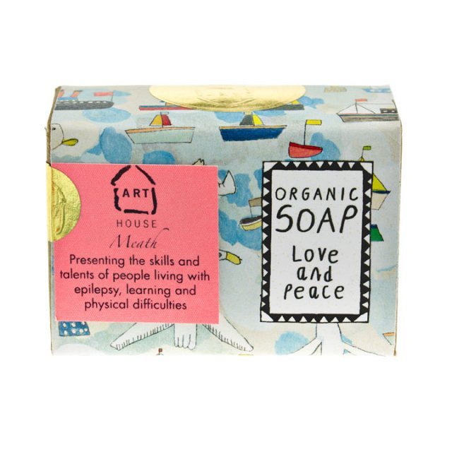 Arthouse Unlimited Sail Away Organic Soap