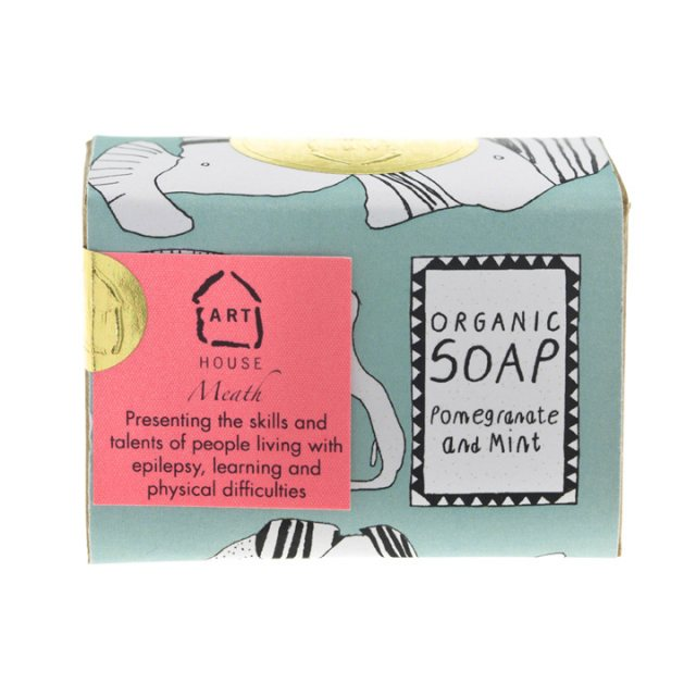 Arthouse Unlimited Never Forget Organic Soap