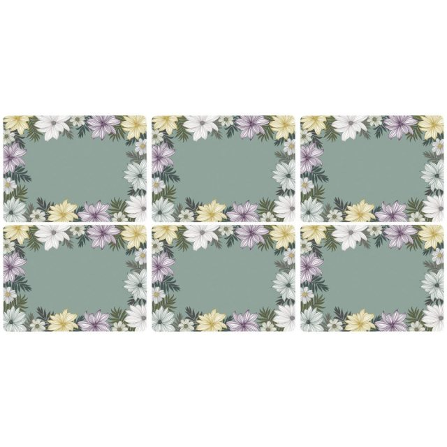 Portmeirion Pimpernel Atrium Placemats Set of 6