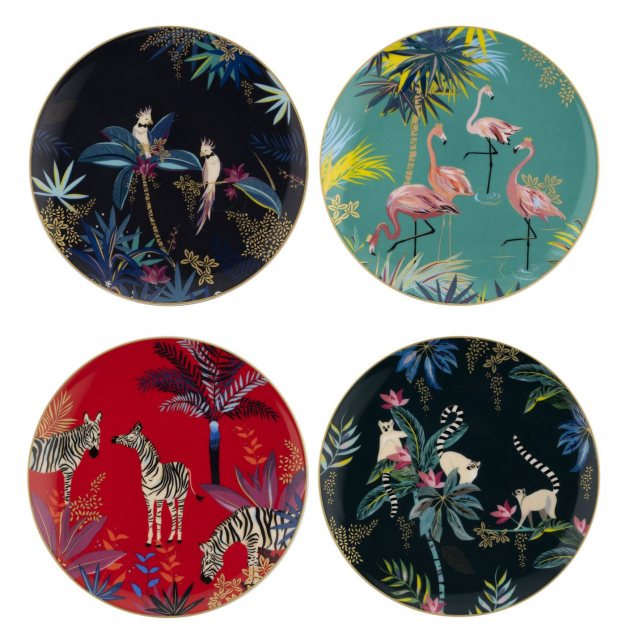 Sara Miller London Sara Miller London Portmeirion Tahiti Side Plate