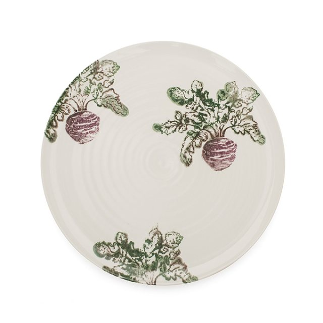 Emily Bond Beetroot Dinner Plate