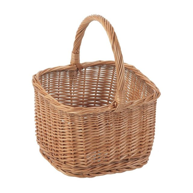 Stow Green Square Hand Basket