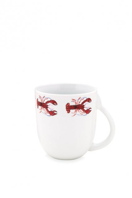 Small Lobster Mug by Fabienne Chapot