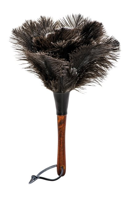 Redecker Ostrich Feather Duster Small 30cm