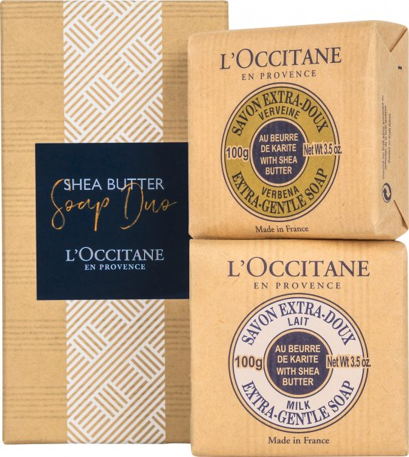 L'Occitane L'Occitane Shea Butter Soap Duo Gift Set