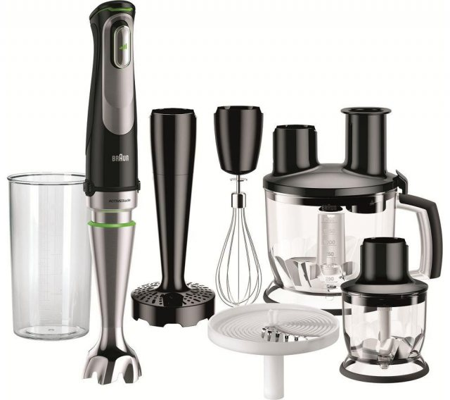 Braun Multi Quick 9 MQ9087x Hand Blender Black