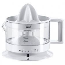 Braun Tribute Collection Citrus juicer CJ3000