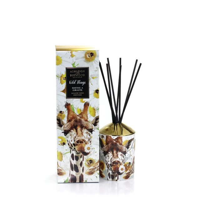 Ashleigh & Burwood London WT Diffuser Having A Giraffe Orange Blossom