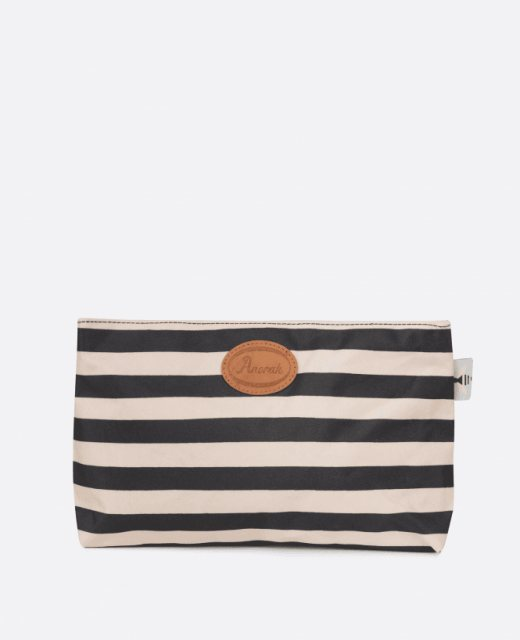 Anorak Anorak Bee Stripe Medium Toiletry Bag