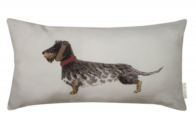Sophie Allport Sophie Allport Woof Feather Filled Cushion 30x60cm
