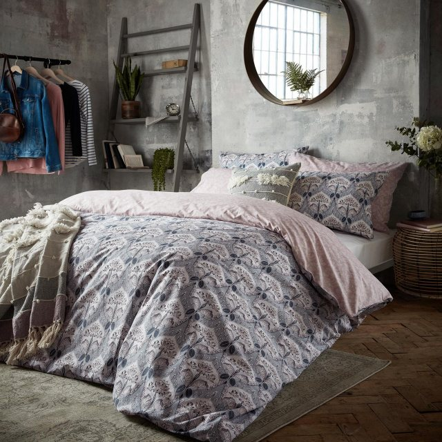 Fat Face Fat Face Waterlilies Bedset (Reversible)