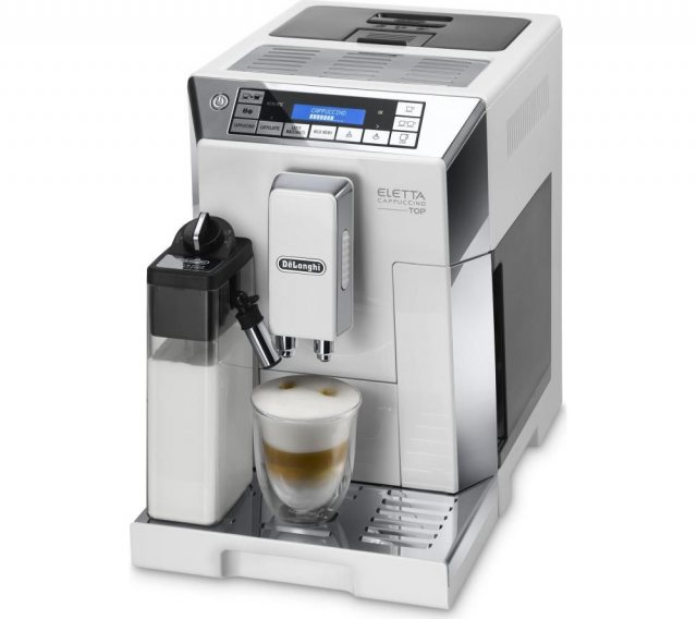 DELONGHI Eletta Bean to Cup Coffee Machine