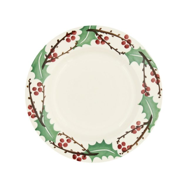 Emma Bridgewater WinterberrY Plate