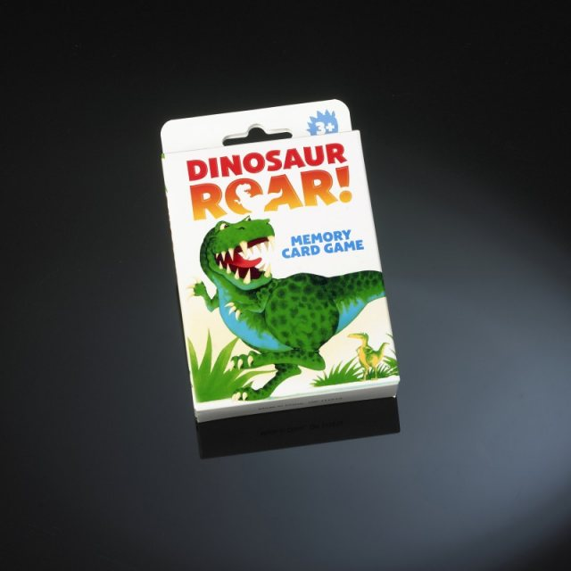 Dinosaur Roar Memory Card Game