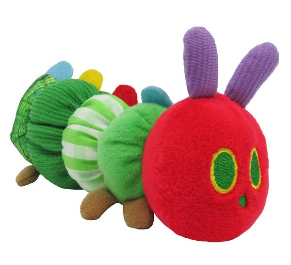 The Very Hungry Caterpillar Very Hungry Caterpillar Jingler Caterpillar