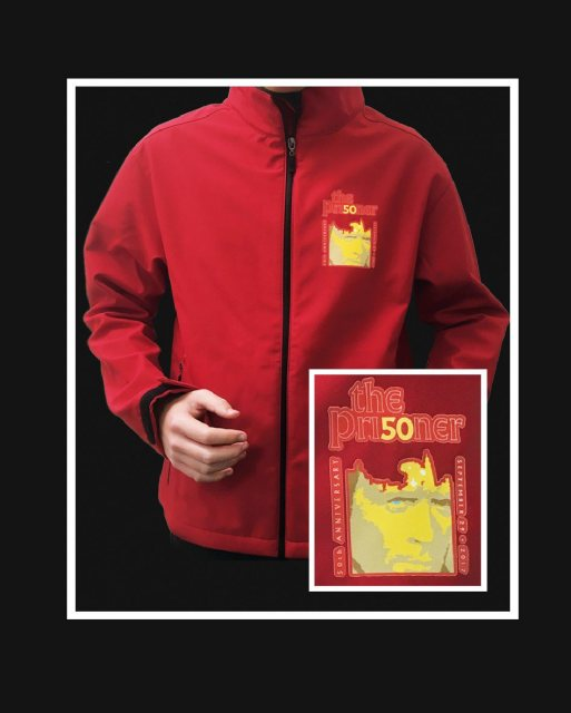 The Prisoner 50th Anniversary Jacket