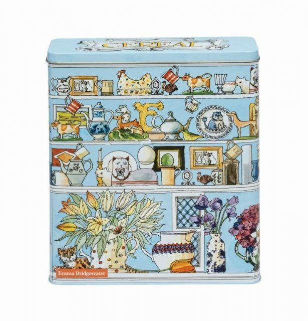 Emma Bridgewater EB Cereal Tin