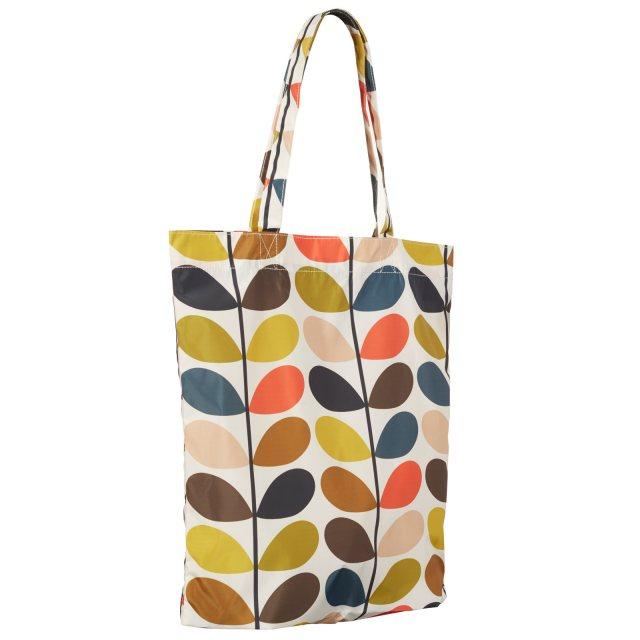 a7c6bfb83 Orla Kiely Multi Stem Packaway Bag - Shopper Bags - Portmeirion Online