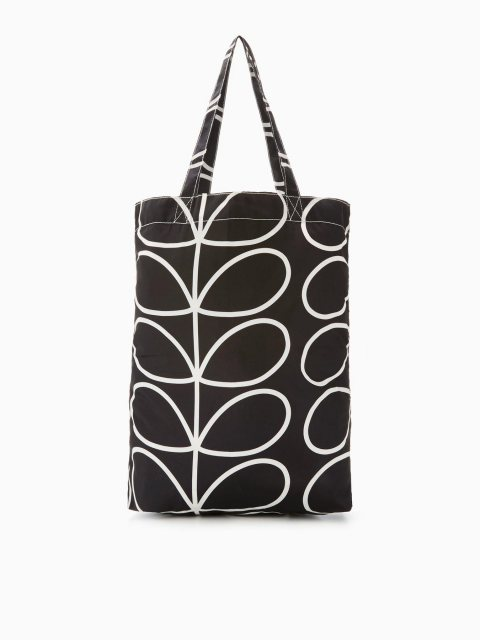 Orla Kiely Orla Kiely Classic Giant Linear Stem Packaway Bag