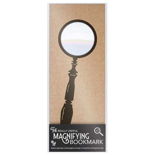The Really Useful Magnifying Bookmark - Spyglass