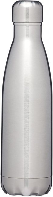 KitchenCraft Le'Xpress 500ml Brushed Stainless Steel Drinks Bottle