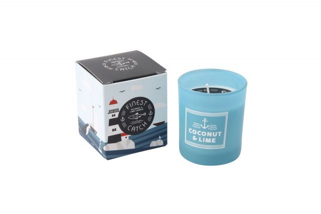 Finest Catch Coconut & Lime Candle