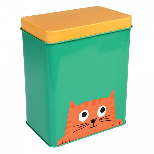 Rex London Chester The Cat Pet Food Tin