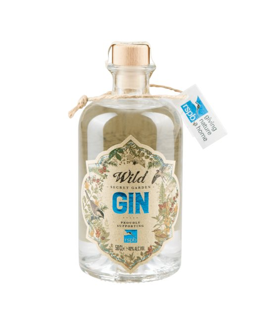 The Old Curiosity Distillery RSPB Wild Gin 50cl