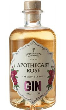 Old Curiosity Apothecary Rose Gin 20cl