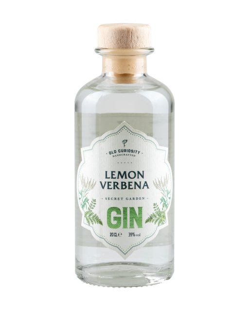 The Old Curiosity Distillery Lemon Verbena Gin