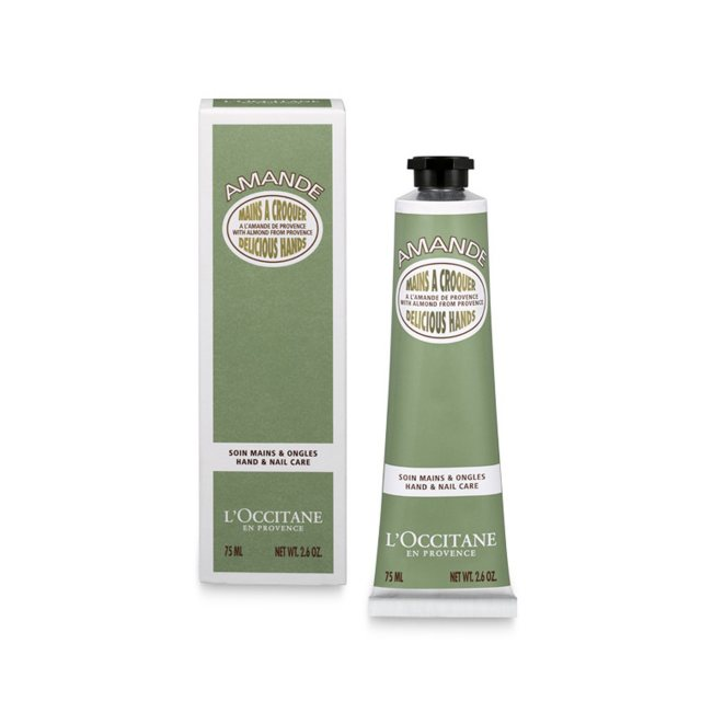 L'Occitane L'Occitane Almond Delicious Hand Creram 75ml