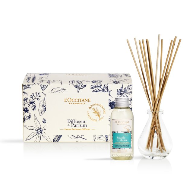 L'Occitane L'Occitane Revitalizing Home Diffuser Set