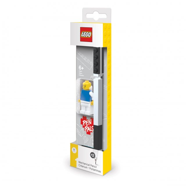 LEGO Lego 2.0 Mechanical Pencil With Minifigure