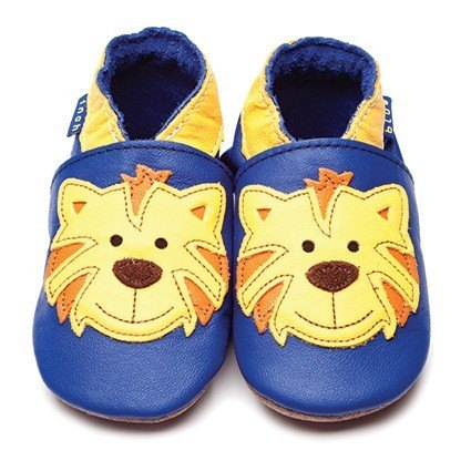Inch Blue Tommy Tiger Shoes 6-12 Months