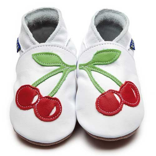 Inch Blue Cherry Shoes 6-12m