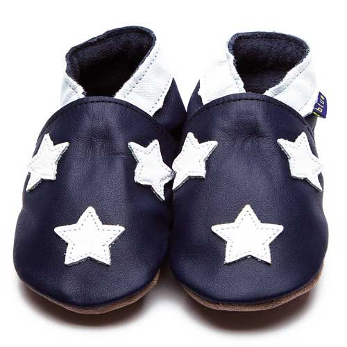 Inch Blue Stardom Shoes 6-12m