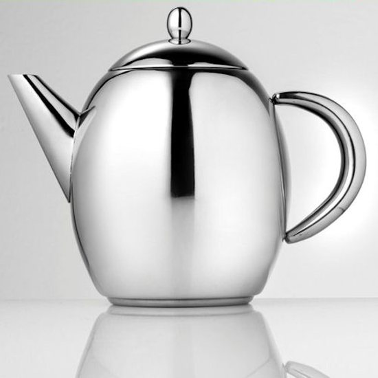 La Cafetiere La Cafetiere Paris 1000ml Stainless Steel Teapot