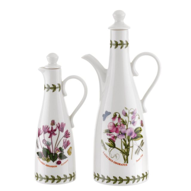 Portmeirion Portmeirion Botanic Garden Oil and Vinegar Set