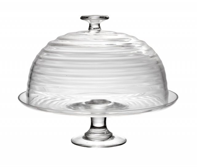 Sophie Conran for Portmeirion Sophie Conran For Portmeirion Footed Cake Stand and Dome