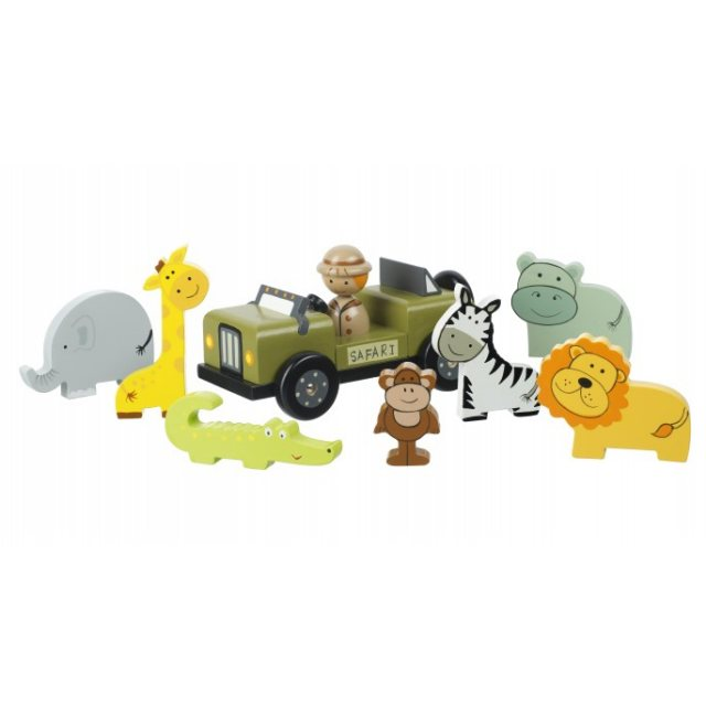 Orange Tree Play Set Safari