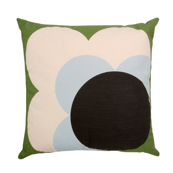 Orla Kiely Orla Kiely Cushion Bigspot Shadowflower Grass