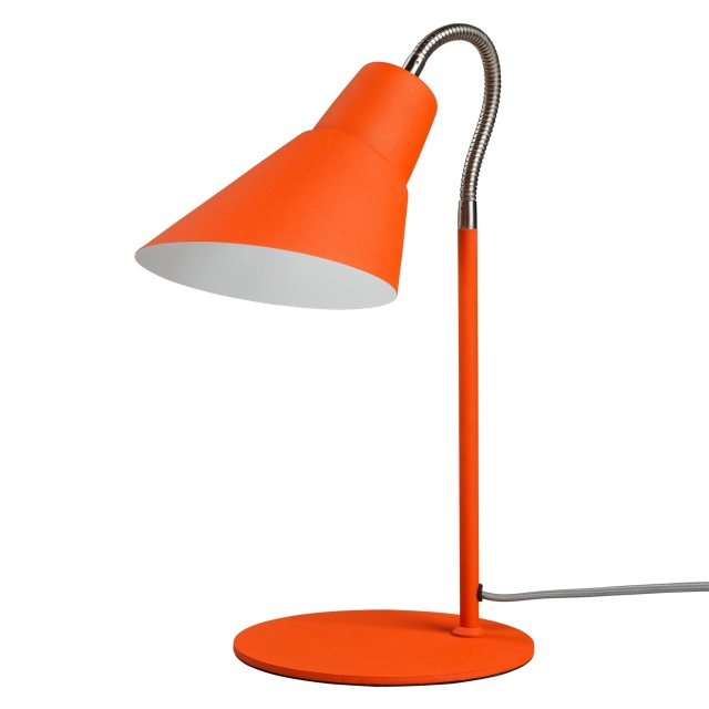 Wild & Wolf Gooseneck Lamp Goldfish Orange