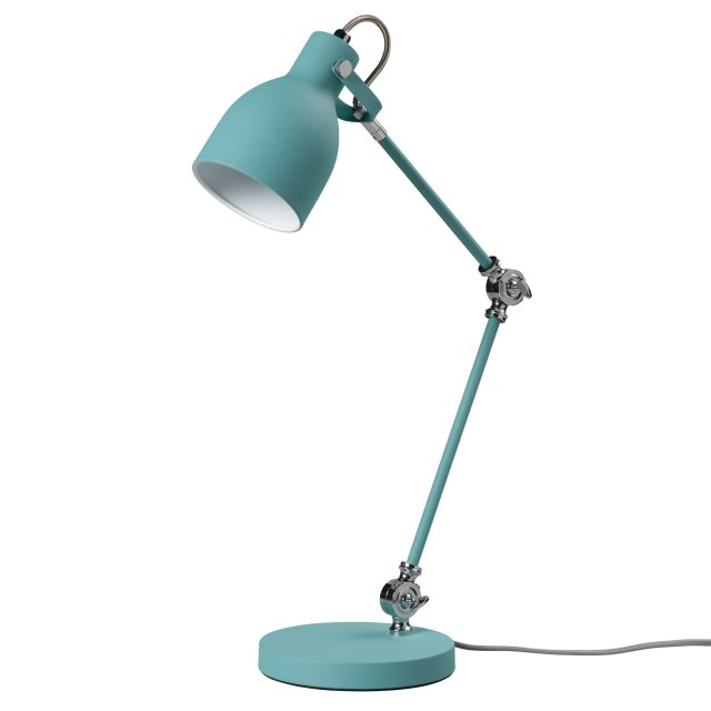Wild & Wolf Task Lamp French Blue