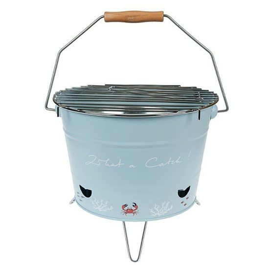 Sophie Allport Sophie Allport What a Catch! Portable Mini BBQ
