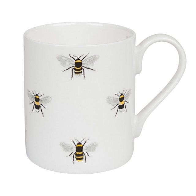 Sophie Allport Sophie Allport Busy Busy Bumble Bee White Mug